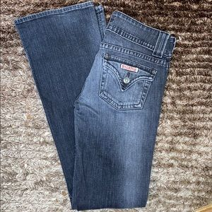 Hudson Bootcut Flare Jeans 27